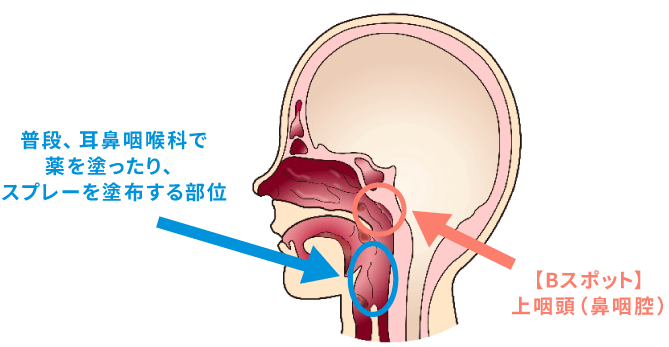 喉 の 奥 違和感
